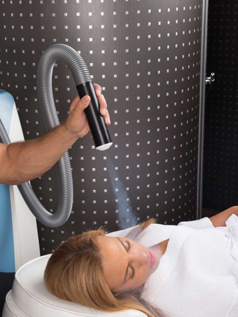 Local Cryo / Cryo Facial – 5 Sessions