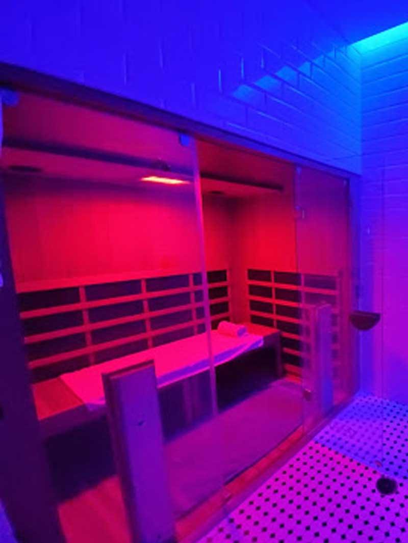 FIR Sauna – 10 Sessions