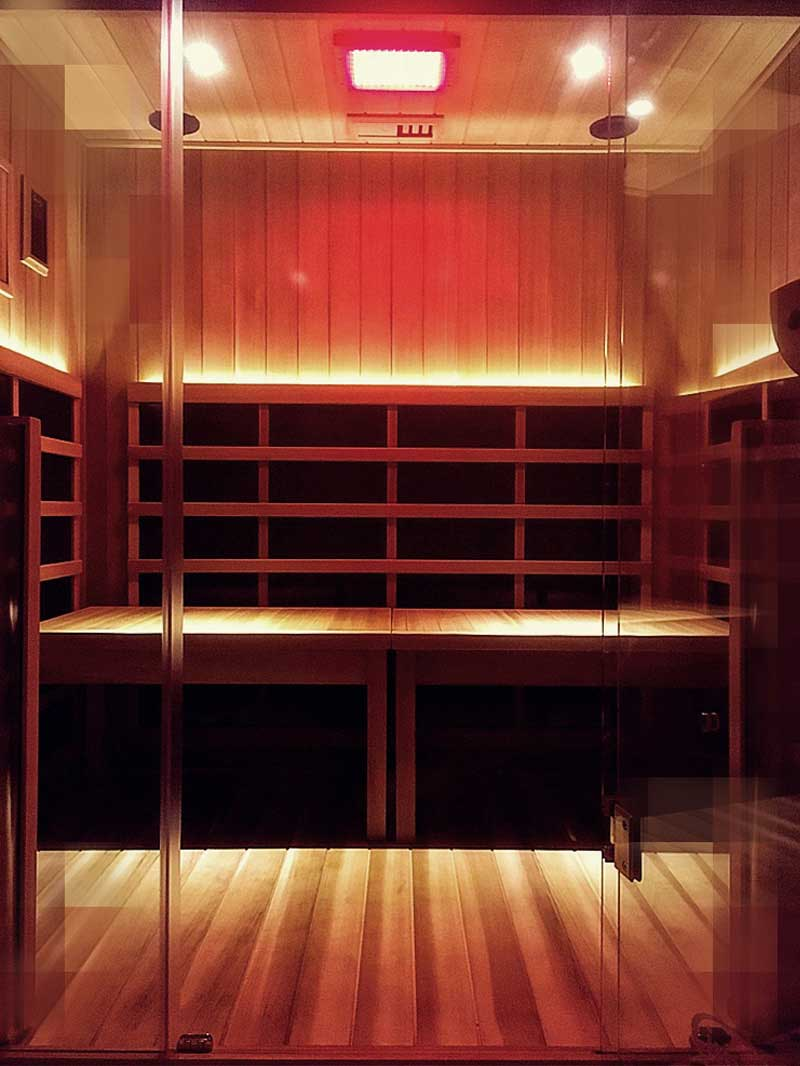 FIR Sauna – 5 Sessions