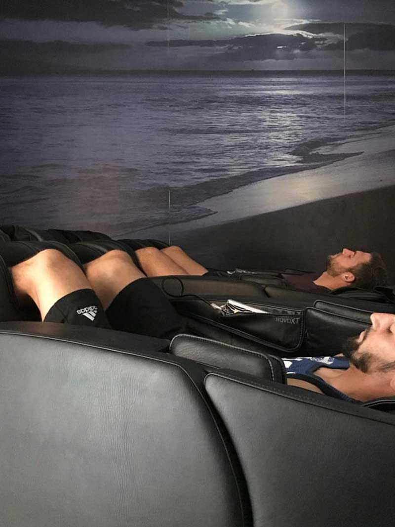 Zero Gravity 3D Massage – 5 Sessions