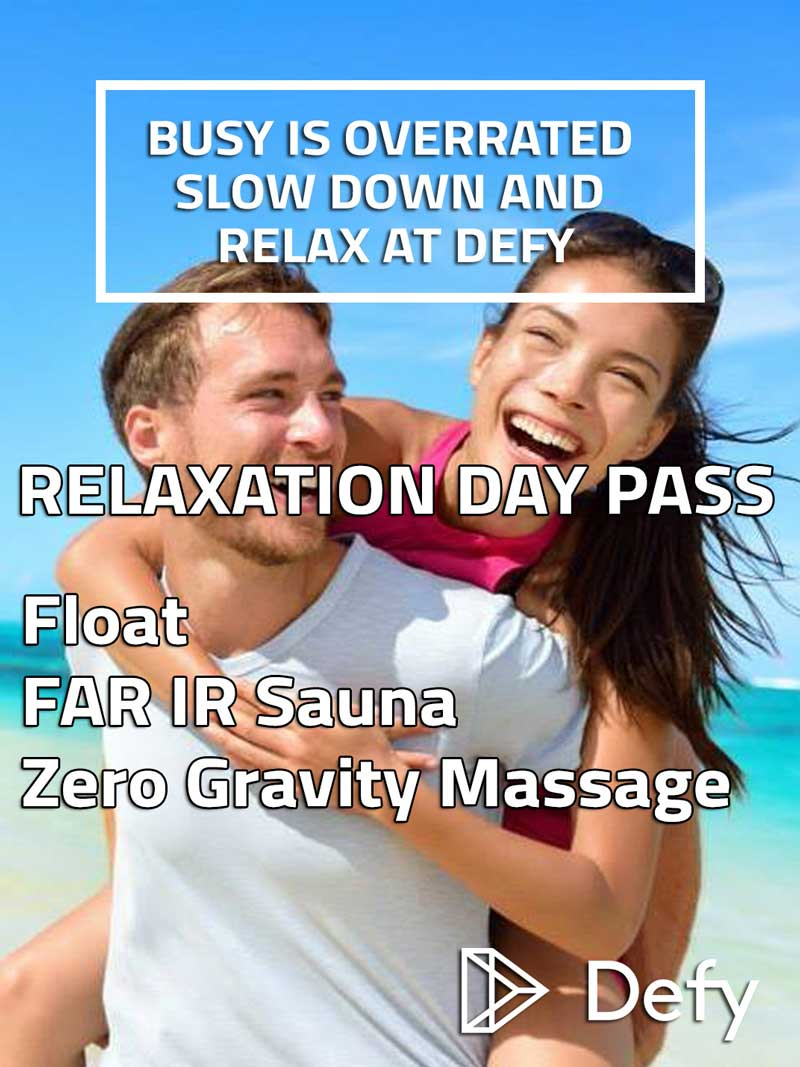 Couples Relaxation Package